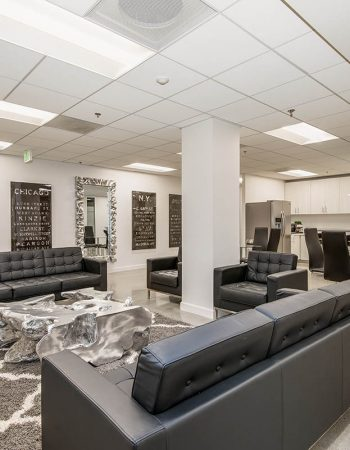 Profitable downtown LA offices with 50% occupancy